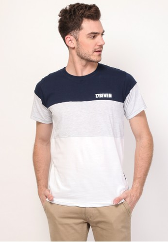 17seven Original navy Tshirt 0336-NOTCLUE AA824AA37E74E8GS_1