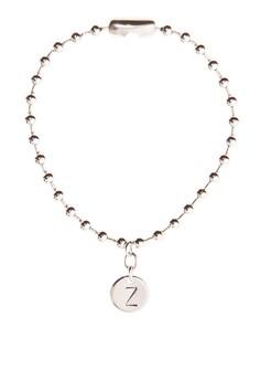 Stainless Steel Coin Bracelet Z