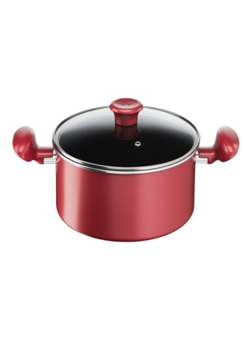 TEFAL Tefal So Chef Stewpot 22cm/lid G13545 075F0HL639D2DBGS_1
