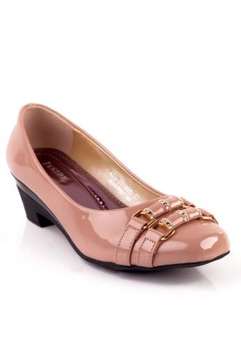 INSIDE pink Inside Heels Hertha Pink IN074SH00EOHID_1