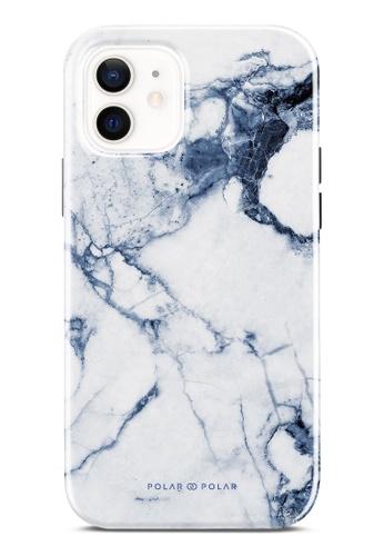 Polar Polar blue Indigo Vase Dual-Layer Tough Case Glossy For iPhone 12 8DB24AC6ABF581GS_1