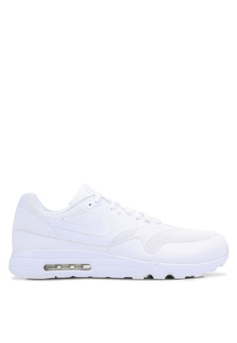 Nike white Air Max 1 Ultra 2.0 Essential Shoes 11CDESH275B777GS_1
