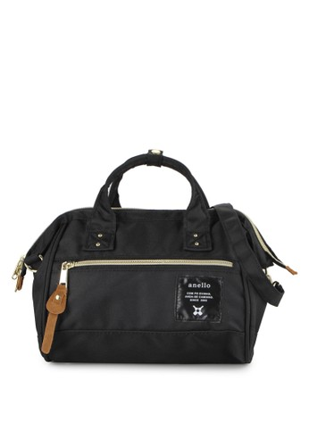 Anello black 2-Way Mini Boston Bag AN804AC61VYOID_1