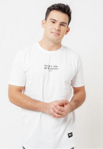 MOUTLEY white Men Tshirt 021220 DB59EAA2D61CDEGS_1