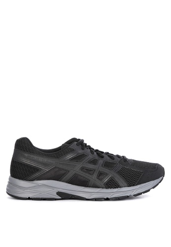 Asics black Gel-Contend 4 Sneakers 9B0BESH1A5D5DDGS_1