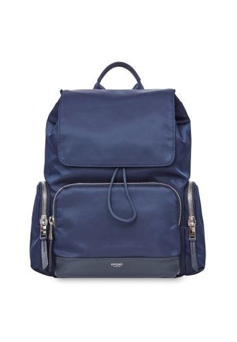 "knomo blue Clifford 13"" Rucksack Backpack (Dark Navy) 3B76EACCAF613AGS_1"