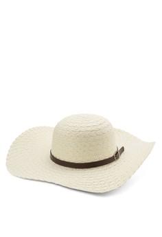 扣環繫帶圓頂帽