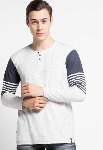 X8 grey Tommy T-Shirt X8323AA01CHMID_1