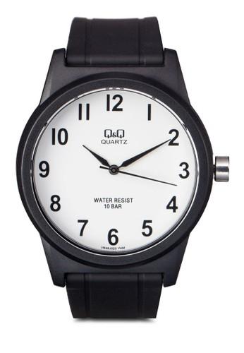 VR35J023Y 數字顯示撞色圓錶, 錶類, 飾品esprit台北門市配件