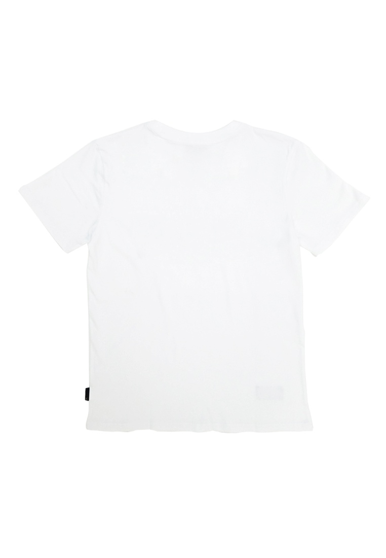 I Silicon T E fit White Printed with M Embossing Regular I TEE L qBwH0vxt
