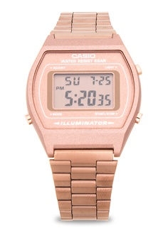 bb0fd0aef15 Casio gold Digital Watch B640WC-5ADF CA076AC43CCQPH 1