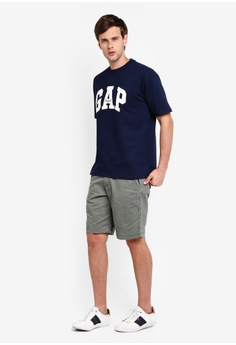 2bc89fbd 29% OFF GAP Cotton Tee Shirt S$ 54.90 NOW S$ 38.90 Sizes S M L XL