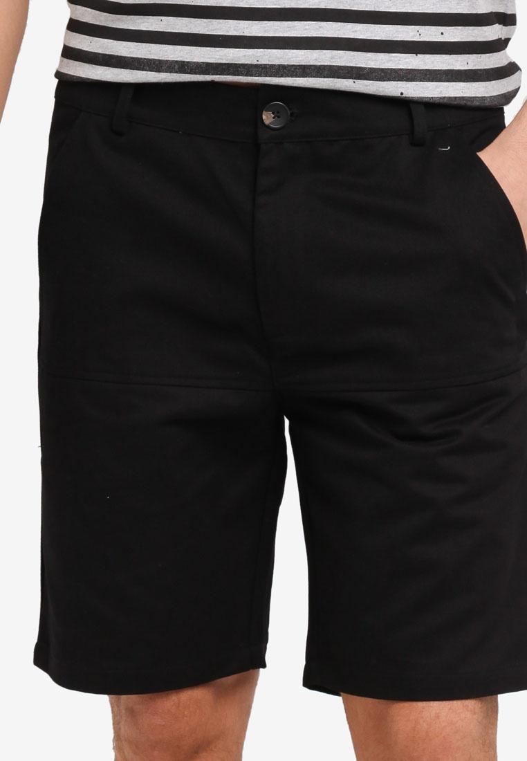 IMP Line Flesh Bauer Black Shorts w0xqzWYZwv