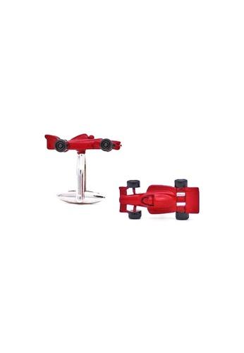 Red Stag And Hind red Red Stag And Hind Red Formula 1 Racing Car Cufflinks 0F8FFAC3D7747EGS_1
