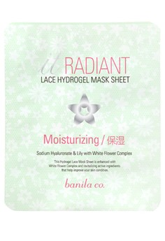 It Radiant Lace Hydrogel Mask Sheet - Moisturizing