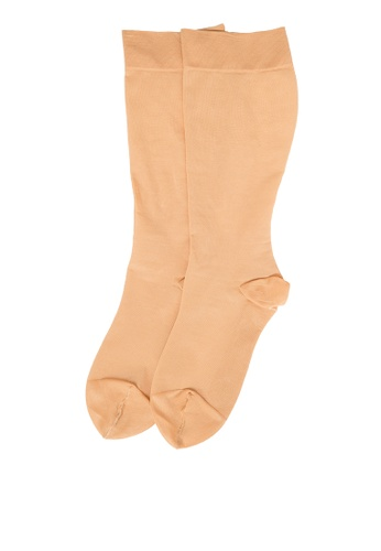 a5d8119c55c97 Shop City Lady Knee High Compression Therapy Stockings Closed Toe Online on  ZALORA Philippines