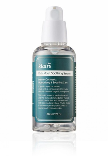 Klairs Klairs Rich Moist Soothing Serum 80ml KL722BE0S6POMY_1