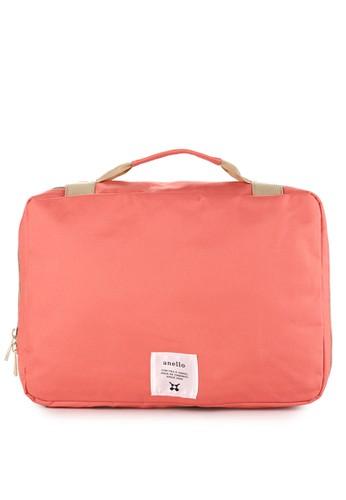 Anello pink Travel Pouch (M) FBB03AC38C27E0GS_1