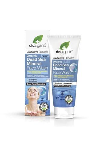 Holland & Barrett Dr Organic Dead Sea Mineral Face Wash 200ml 29EDCES7CCD197GS_1