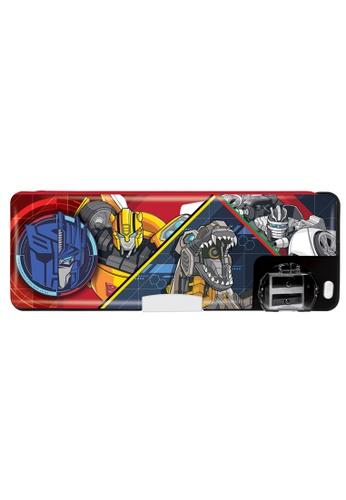 Transformers black Transformers Autobots Magnetic Pencil Case A145BKC06513B8GS_1