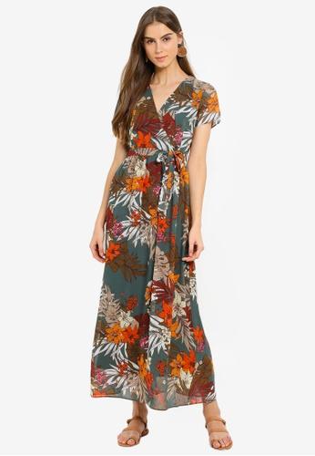 b96786c82d3 Ivy Chiffon Maxi Dress