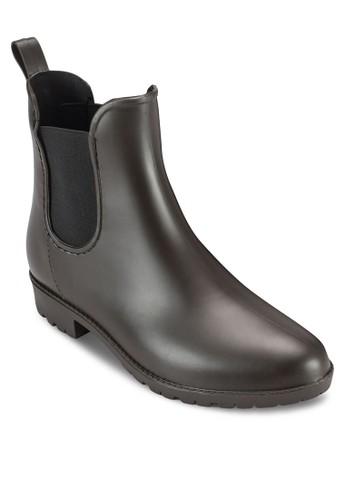 側彈性帶切爾西短靴zalora 台灣門市, 女鞋, 鞋