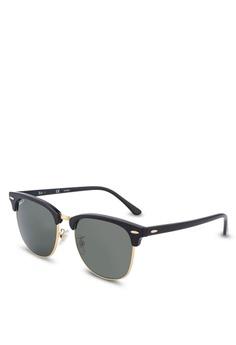 9bb8b842264 Ray-Ban black Icons RB3016F Sunglasses E36ABGL497F33CGS 1