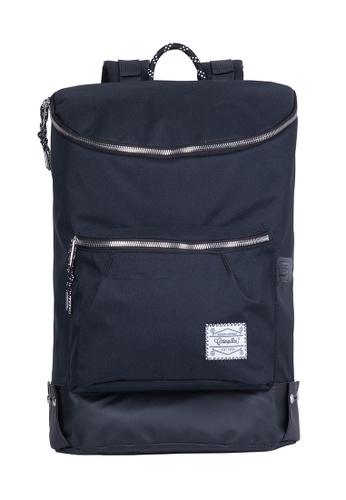 Caterpillar Bags & Travel Gear black Essential Rebel Backpack M CA540AC06EHLHK_1