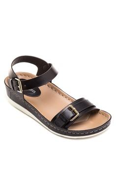 Sanda Wedge Sandals