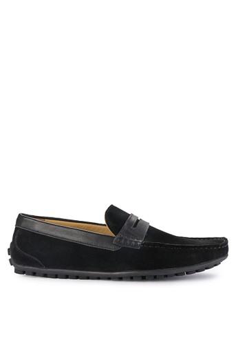 Andre Valentino black Men Shoes 40002Za B6B5FSH8234A76GS_1