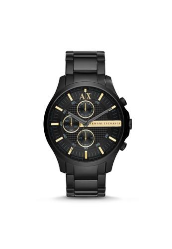 Hampton三眼計時腕錶, 錶類, 紳士esprit outlet 台中錶