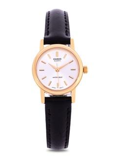 d258589f0 Casio black Strap Fashion Watch LTP-1095Q-7AD 019F0ACECCDE9BGS_1
