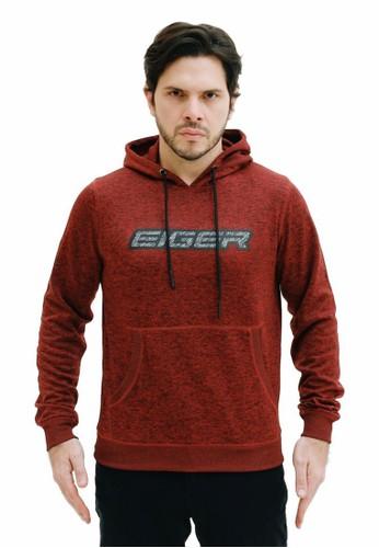 Eiger red Riding X-Rustle Sweater 514D4AABD32408GS_1