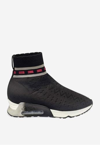 Ash black ASH Link Sneakers - Black B8C5BSH9EDB28EGS_1