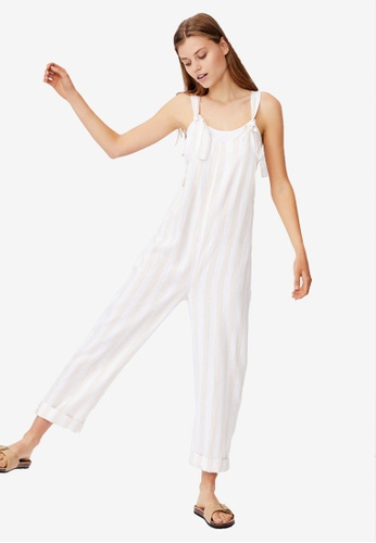 Cotton On multi Woven Ines Strappy Jumpsuit A07DDAA34715F6GS_1