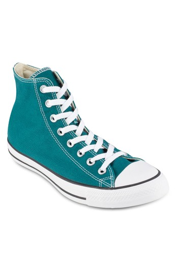 Chuck Taylor All Star Sesprit outlet 台灣easonal 高筒帆布鞋, 鞋, 鞋