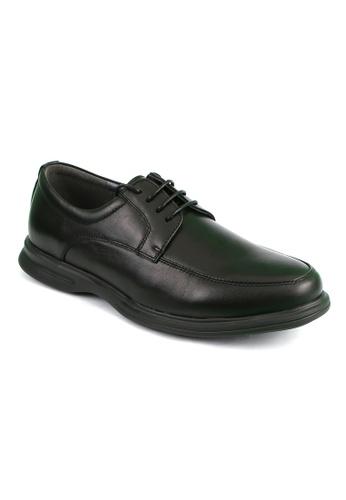 East Rock black Barett Men's Formal Shoes D8936SH071945AGS_1