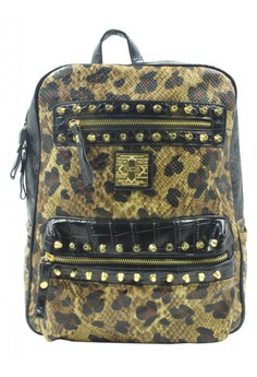 Urban Hikers Womans Valeen Leather Backpack