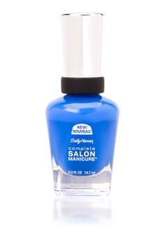 Complete Salon Manicure - New Suede Shoes