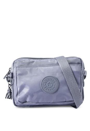 Kipling grey Abanu Crossbody Bag 5E1B0ACFDC08B9GS_1