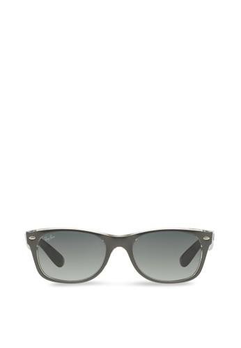 Nzalora 手錶 評價ew Wayfarer 金屬感太陽眼鏡, 飾品配件, 飾品配件