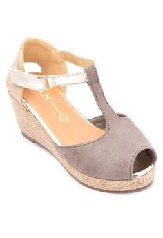 Charlene Wedge Sandals