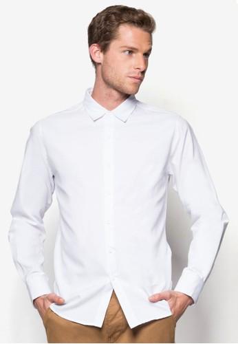 基本款牛津長袖襯衫, 服esprit outlet 台中飾, 襯衫