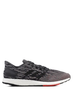 sports shoes f23fa bdf2d adidas black and grey adidas pureboost dpr C62E1SHCB135CBGS 1