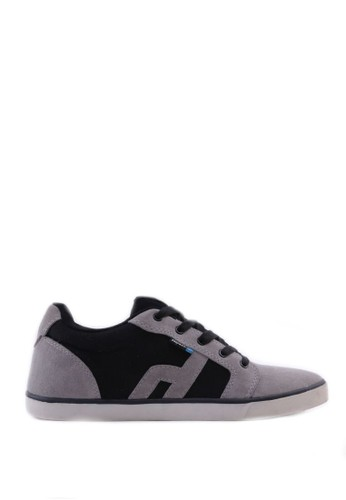 Sogno grey Shoes Male Trace - H 5214 D26A8SH838466BGS_1