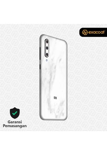 Exacoat Xiaomi Mi 9 / Mi 9 SE 3M Skins Stone Series - Marble White D37E6ES3C111E8GS_1
