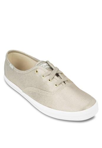 Champion zalora鞋子評價Seasonal 繫帶帆布鞋, 女鞋, 鞋