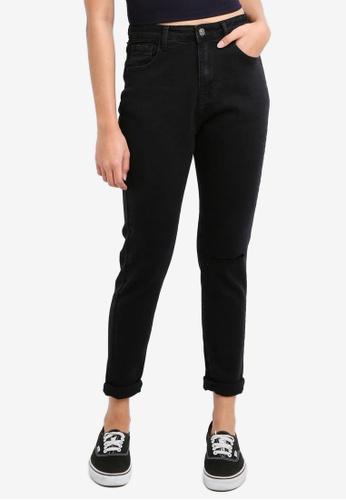 Something Borrowed black Sky High Skinny Jeans 043EDAAEB2E79EGS_1