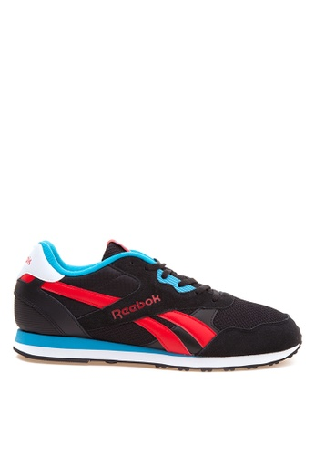 Reebok black and red and green Reebok Royal Tempo RE600SH73SRYPH_1