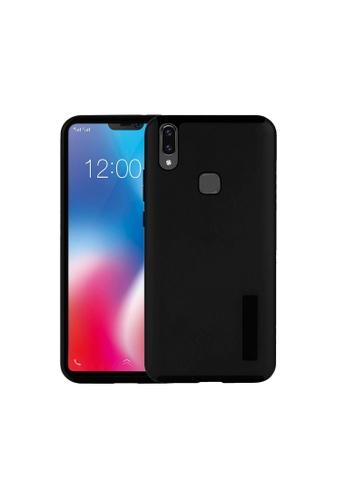 MobileHub black Dual Pro Shockproof Case for Vivo Y85 C0661AC8D9EB10GS_1